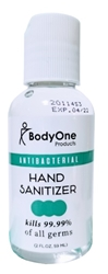 2oz Hand Sanitizer, Made in the USA